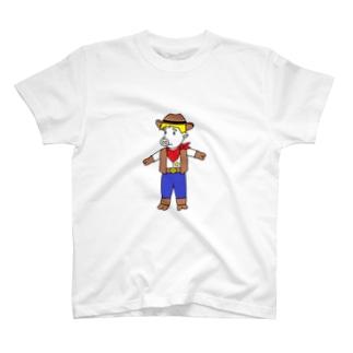 テリー・イャーキ・ブターノ T-shirts