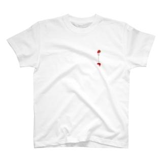 イチゴ T-shirts
