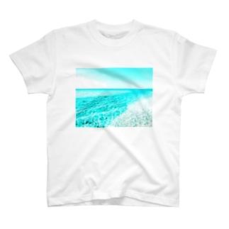 台南の海 T-shirts