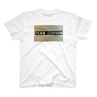 WOOD-BEARのTeam  CHIKUHO T-shirts