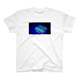 フローダイビング(イソギンチャク) T-shirts