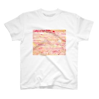 せきね まりのの私はケーキ屋さんです🍰 T-Shirt