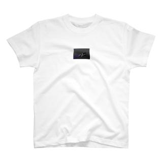 レーザーポインター紫光 T-shirts