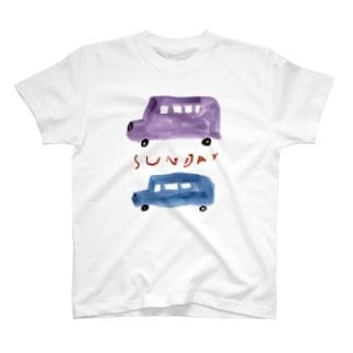 サンデーカー T-shirts