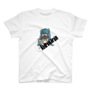 機械的なノウ T-shirts
