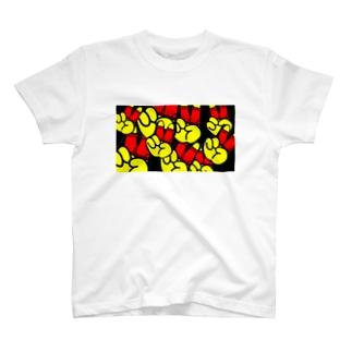 『パンツピース』 IWBC.ch T-shirts