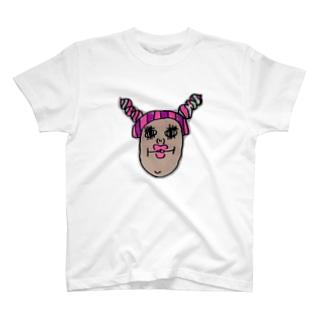 マブい女 T-shirts