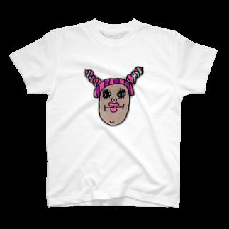 chunryyy SHOP ✩*॰¨のマブい女 T-shirts