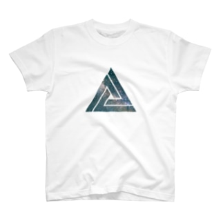 triangle-space T-shirts