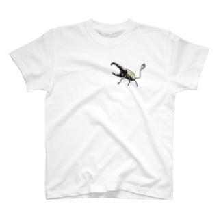 電気ヘラクレス T-shirts