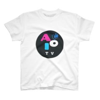 あおいTVオフィシャルグッズ T-shirts