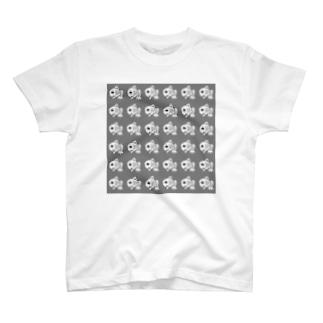 shop-rちゃんアンニュイグレー T-shirts