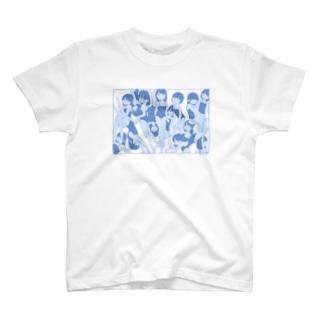 sukumizu T-shirts