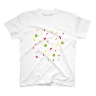 夏がぎゅっと!サンダル T-shirts