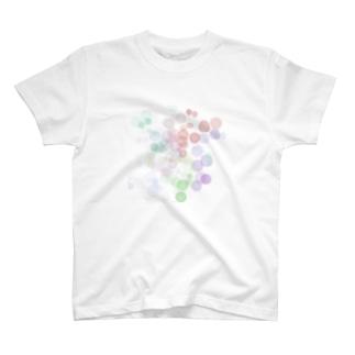 1年間ショップのポワポワ T-shirts