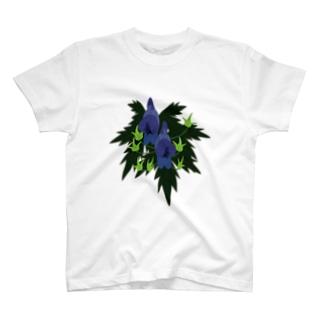トリカブト T-shirts
