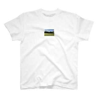 エンジョイ芝生クラブ T-shirts