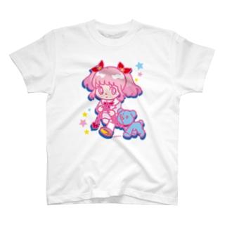 ONNANOKO【Pink】 T-Shirt