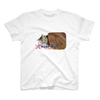 猫の人間化 T-shirts