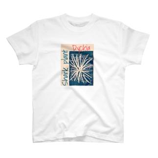 Dyckia shark plant【30】 T-shirts