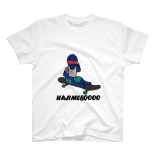 HAJIMEBOOOO T-shirts