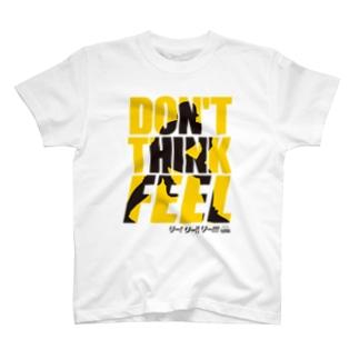 「リー! リー!! リー!!!」 T-shirts