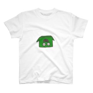 村長(ひっくり返りver) T-shirts