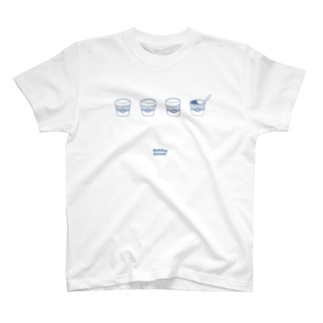 Melting Summer - Blue T-shirts