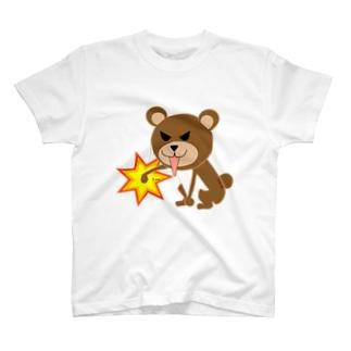 たたくま T-shirts