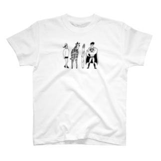 ライク T-shirts