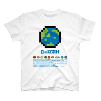 EARTH(地球) T-shirts