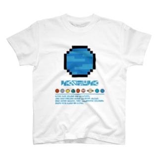 NEPTUNE(海王星) T-shirts