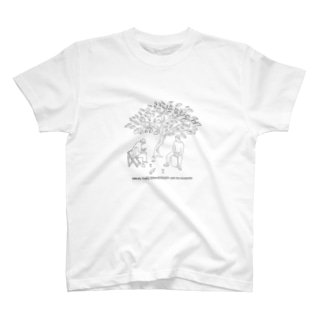 BunsのMIKAN THIRD ANNIVERSARY with the bookends T-shirts