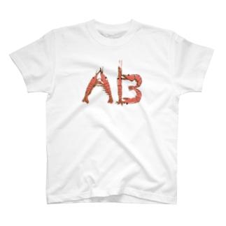 エビ T-shirts