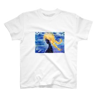 うみのこえ T-shirts