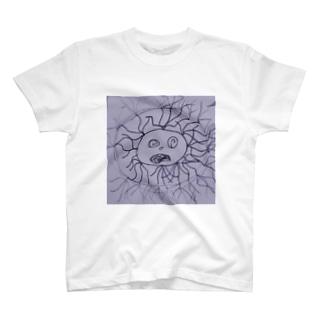 前衛アート T-shirts