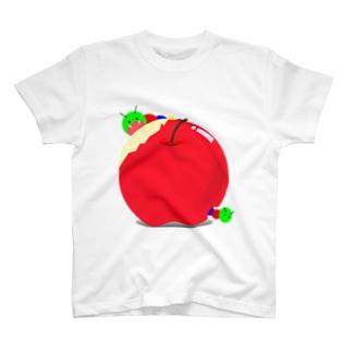おおぐいもむし T-shirts