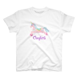 ユニコーン&YOU T-shirts
