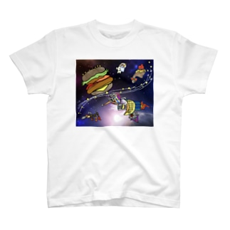OMP2020大宇宙Tシャツ T-shirts
