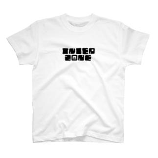 INTER ZONE ステッカー T-shirts