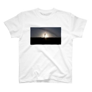 コウケツコタロウのSun Light T-shirts