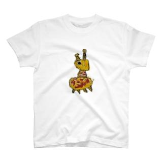 きりんしゃん T-shirts