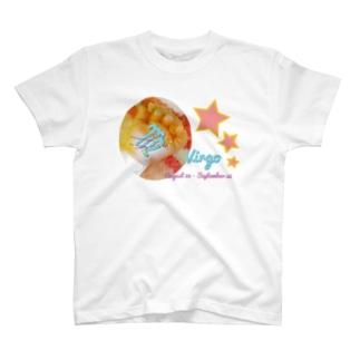 Virgo-おとめ座-ハッピーベイビーハンズ- T-shirts