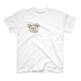 ラクガキックマ🧸(女の子) T-shirts