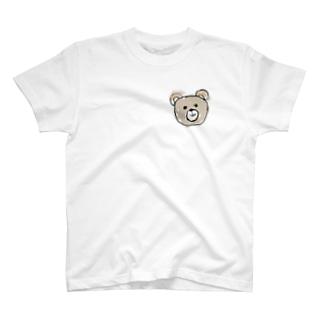 ラクガキックマ🧸(男の子) T-shirts