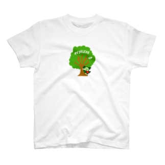 ケヤリーフ アンダーザツリー T-shirts