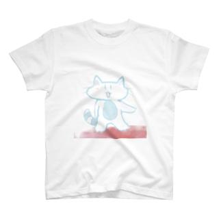 スーサイド・ねこ T-shirts