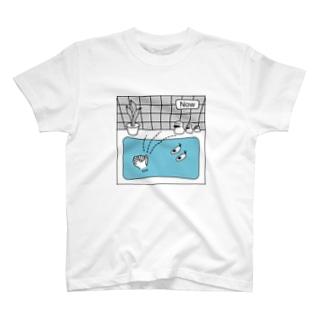 おふろ T-shirts