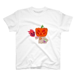 ゾワゾワらんたん T-shirts