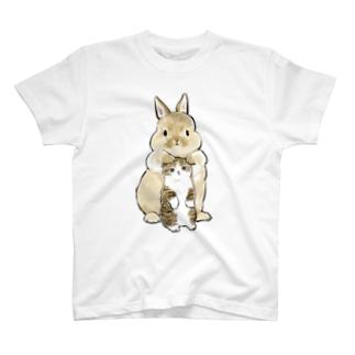 ちっこいねこ T-shirts